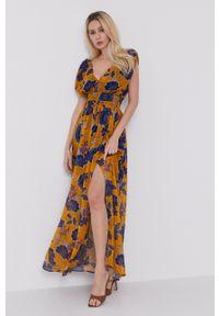 Morgan - Sukienka. Materiał: tkanina. Typ sukienki: rozkloszowane #1
