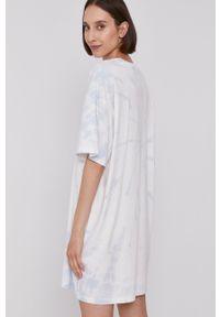 Levi's® - Levi's - Sukienka. Okazja: na spotkanie biznesowe. Kolor: niebieski. Materiał: bawełna, dzianina. Styl: biznesowy