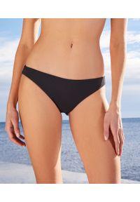 Amazone Majtki Bikini Od Kostiumu Kąpielowego - 38 - Czarny - Etam. Kolor: czarny. Materiał: tkanina