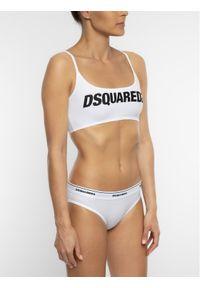 Biały top Dsquared2 Underwear