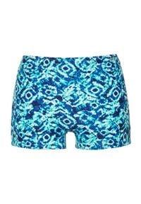 Cellbes Bokserki od bikini w niebieskie wzory niebieski we wzory female niebieski/ze wzorem 40. Kolor: niebieski