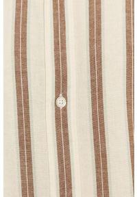 Biała koszula Levi's® długa, casualowa