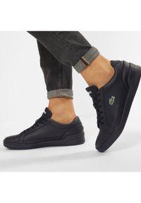 Lacoste Sneakersy Challenge 0120 2 Sma 7-40SMA008002H Czarny. Kolor: czarny