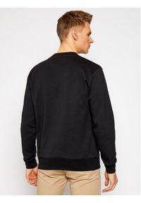La Martina Bluza RMF301 FP169 Czarny Regular Fit. Kolor: czarny