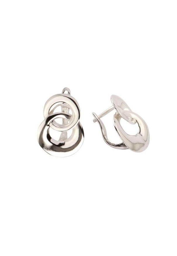 Polcarat Design - Srebro kolczyki K3 1658. Materiał: srebrne