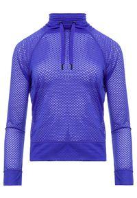 Niebieska bluza DKNY Sport sportowa