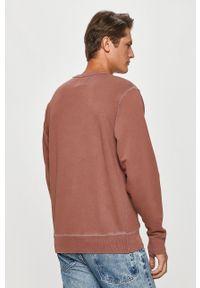 Bluza nierozpinana Pepe Jeans bez kaptura, casualowa, na co dzień