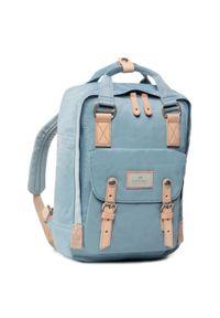 Niebieska torba na laptopa Doughnut