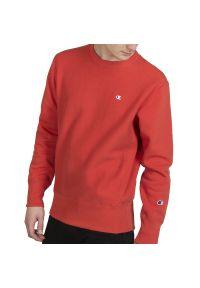 Champion Reverse Weave > 215215-OS037. Materiał: poliester, bawełna. Wzór: aplikacja. Styl: elegancki, klasyczny