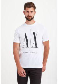 T-SHIRT Armani Exchange. Styl: elegancki