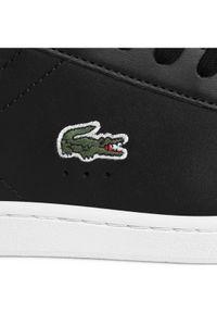 Lacoste Sneakersy Carnaby Evo 0120 4 Sma 7-40SMA0070312 Czarny. Kolor: czarny