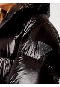 Czarna kurtka zimowa Sportmax Code