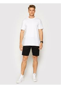 Only & Sons T-Shirt Paste 22019745 Biały Regular Fit. Kolor: biały