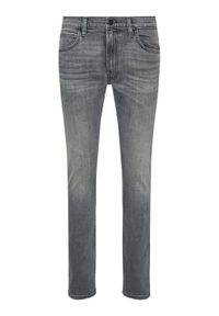 Lee Jeansy Slim Fit Luke L719PYMO Szary Slim Fit. Kolor: szary. Materiał: jeans #2