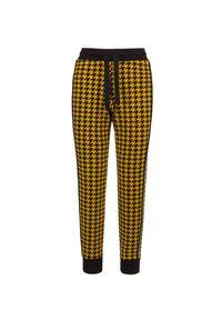 Żółte spodnie Deha