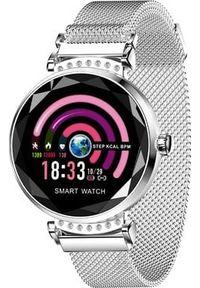 Smartwatch Smart And You H2 Srebrny (H02). Rodzaj zegarka: smartwatch. Kolor: srebrny