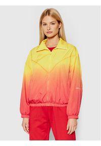 Calvin Klein Jeans Kurtka przejściowa Dip Dye J20J216257 Żółty Regular Fit. Kolor: żółty