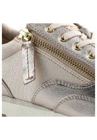 Tamaris - Sneakersy TAMARIS 1-23601-24 532 Rose Met. Comb
