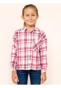Pepe Jeans Koszula PG301223 Kolorowy Regular Fit. Wzór: kolorowy