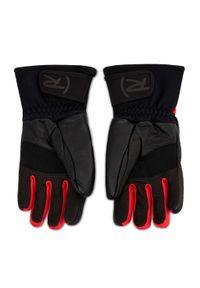 Rossignol - Rękawice narciarskie ROSSIGNOL - Wc Master Impr G RLIMG12 Sports Red 301. Kolor: czarny. Materiał: poliester, elastan, poliamid, materiał