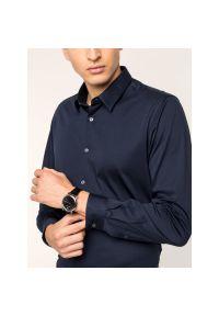 Niebieska koszula Pierre Cardin