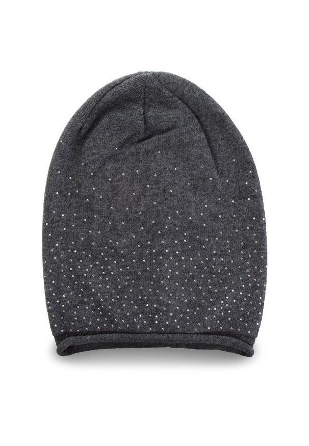Szara czapka Marella