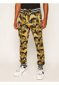 Versace Jeans Couture Spodnie dresowe A2GZA114 Kolorowy Regular Fit. Materiał: dresówka. Wzór: kolorowy