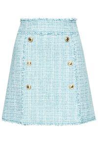 Zielona spódnica mini Marciano Guess