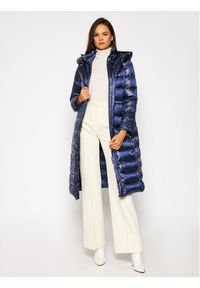 Niebieska kurtka zimowa Marella