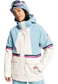 Roxy - ROXY Kurtka narciarska damska RITUAL Stone Blue