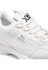 Białe półbuty Xti