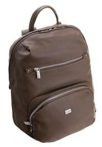 Brązowy plecak DAVID JONES
