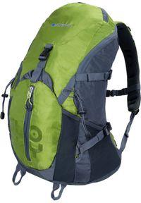 Zielony plecak Husky wakacyjny