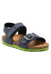 Niebieskie sandały Grünland