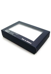 Adam Collection - Szara jedwabna poszetka - 4 wzory EJ12. Kolor: szary. Materiał: jedwab