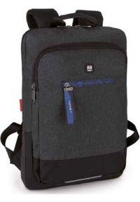 Szary plecak na laptopa GABOL