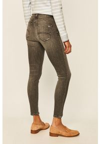 Szare jeansy Tommy Jeans