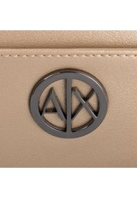 Złota listonoszka Armani Exchange elegancka