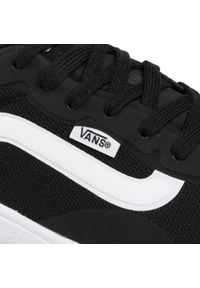 Czarne sneakersy Vans