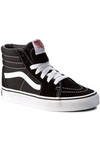 Vans Sneakersy Sk8-Hi Vn000D5F6BT Czarny. Kolor: czarny. Model: Vans SK8