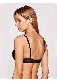 Calvin Klein Underwear Biustonosz z fiszbiną Sheer Marquisette 000QF1839E Czarny. Kolor: czarny