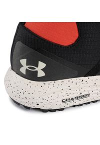 Czarne trapery Under Armour