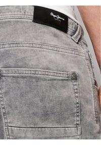Pepe Jeans Jeansy GYMDIGO Jagger PM205905 Szary Slim Fit. Kolor: szary #2