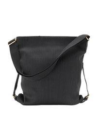 Czarna torebka Ceannis na ramię, klasyczna