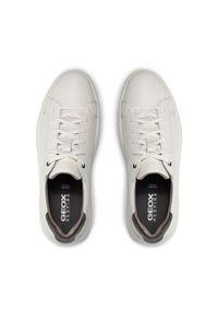 Geox Sneakersy U Deiven B U155WB-00047 C0356 Biały. Kolor: biały