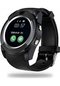Smartwatch PDS X7 Czarny. Rodzaj zegarka: smartwatch. Kolor: czarny