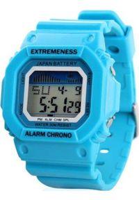 Niebieski zegarek Upominkarnia
