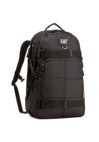 CATerpillar - Plecak CATERPILLAR - Bryan 83433-01 Black. Kolor: czarny. Materiał: materiał