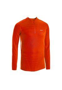 TRIBAN - Bluza rowerowa Triban Essentiel Anty-UV. Materiał: materiał, poliester. Długość rękawa: długi rękaw. Długość: długie. Sezon: lato