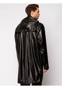 Rains Kurtka przeciwdeszczowa Unisex 1202 Czarny Regular Fit. Kolor: czarny